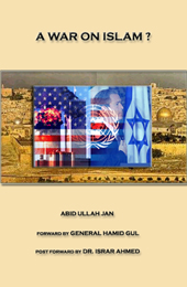 A War on Islam? cover.  Click here for details of how to buy this book